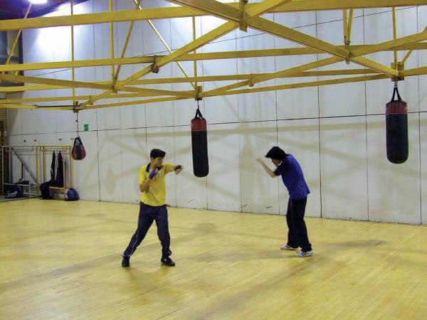 SPENS - Dvorana za boks