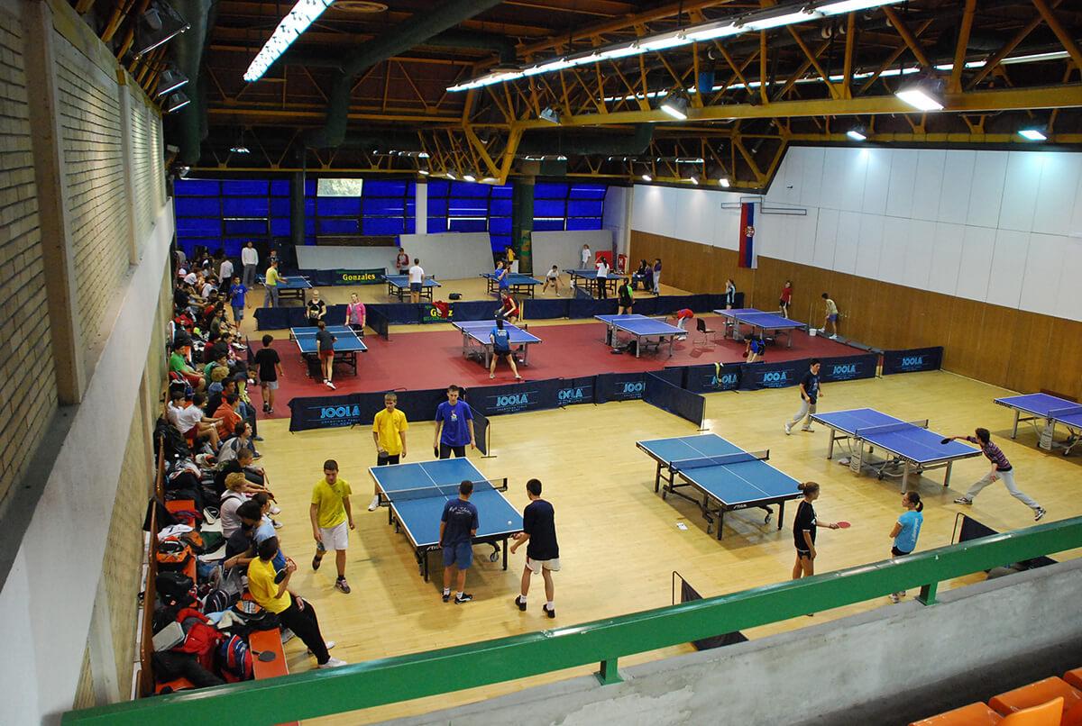 SPENS - Dvorana za stoni tenis